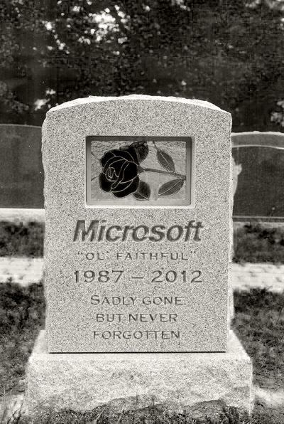 We'll miss ya, kid.